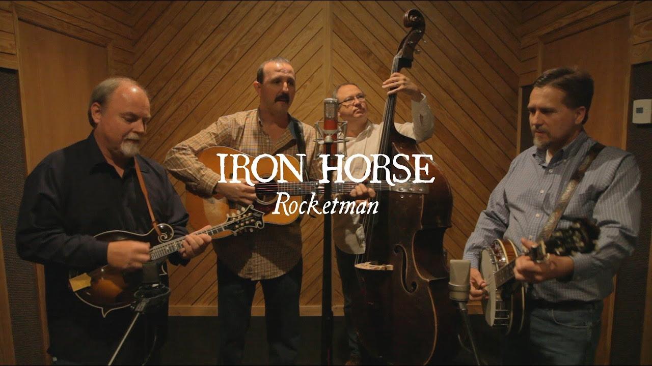 """Enjoy A Bluegrass Performance Of Elton John's 1972 Hit, €�rocket Man""""  Open  Culture"""