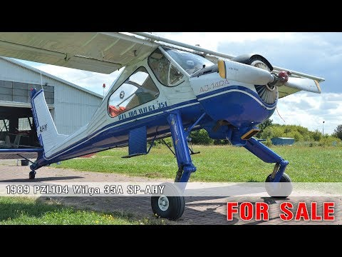 PZL104 Wilga 35A SP-AHY FOR SALE
