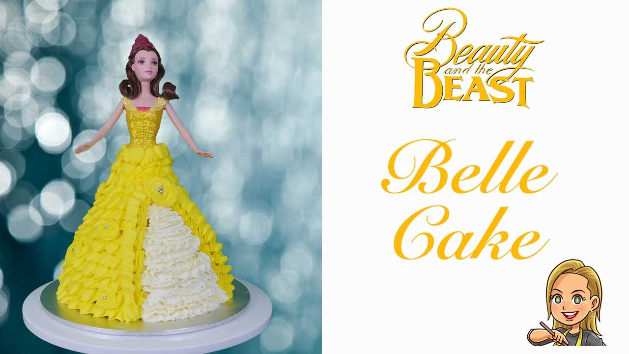 Beauty And The Beast Cake Images