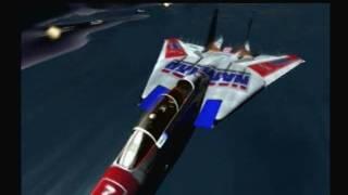 N Gen Racing ps1 intro