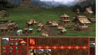 Heroes Of Might And Magic III Soundtrack-Rampart Town