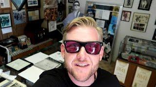 #1020 ROY ORBISON's Hometown & Museum - Wink TX - Jordan The Lion Daily Travel Vlog (5/23/19)