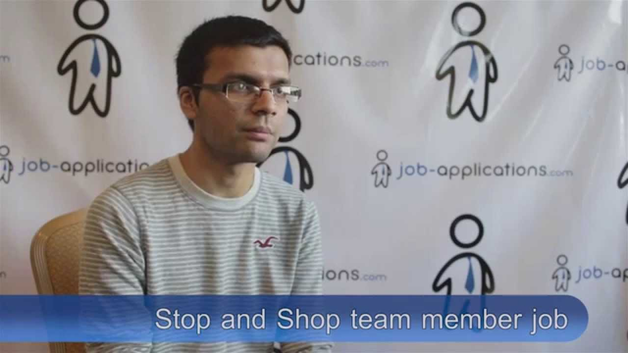 Stop & Shop Application, Jobs & Careers Online