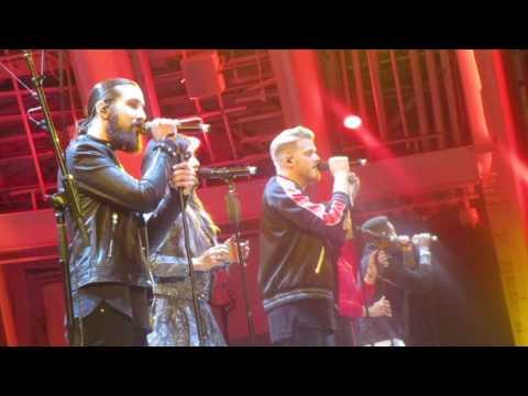 Pentatonix PTX Bohemian Rhapsody 7.2.2017 Hollywood Bowl