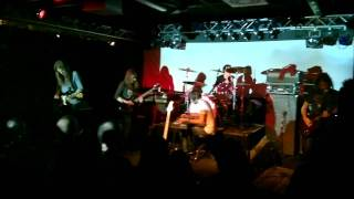 Red Sparowes - Alone And Unaware, The Landscape Was Transformed In Front Of Our Eyes LIVE HD