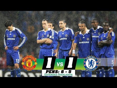 Download Man United vs Chelsea 1-1 (Pens 6-5) Highlights & Goals | Final UCL 2007/2008