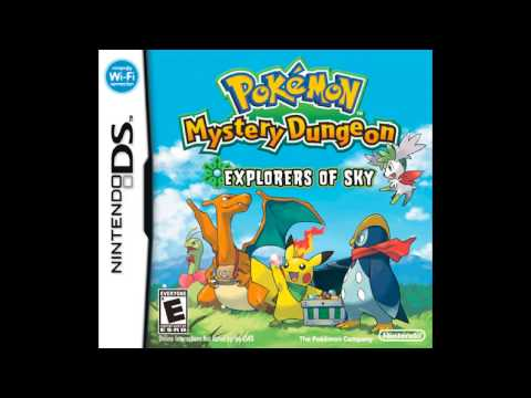 PMD: Explorers of Sky OST: Amp Plains
