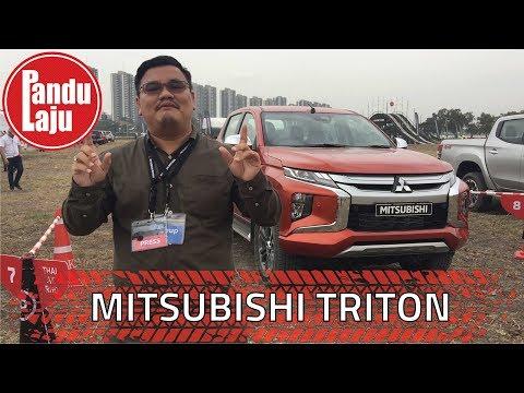 Mitsubishi Triton 2019 - Inilah Trak Pikap Paling Seksi & Merecik !!!
