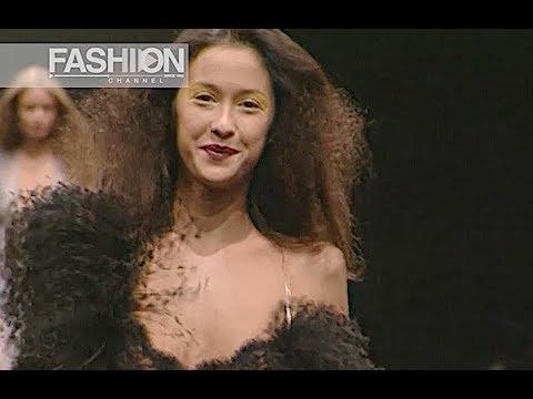 SONIA RYKIEL Spring Summer 2000 Paris - Fashion Channel