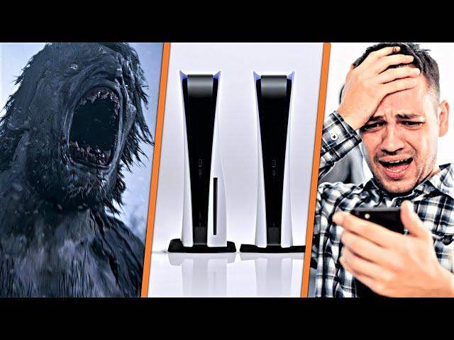 PS5 + bruyante que Xbox Series X ? Pressions sur les notes de JV ? Et autres questions...