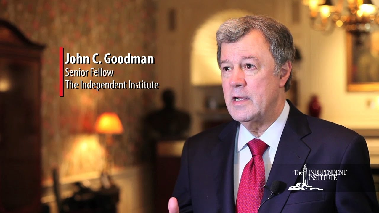 John C. Goodman is president of the Goodman Institute for Public Policy Research and a senior fellow... [+] at the Independent Institute.