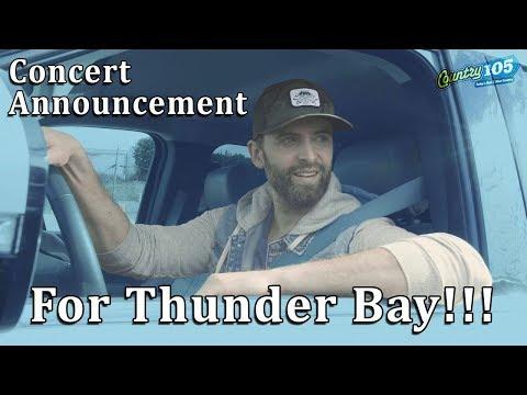 Dallas Smith, Dean Brody Coming to Thunder Bay!! Mp3