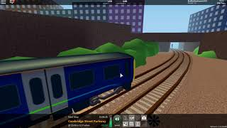 ROBLOX Stepford County Railway~WaterLine~Journey from Newry-Connolly~SCR Series
