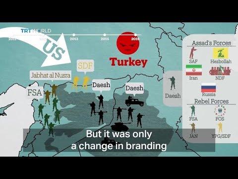 История войны в