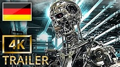 Terminator: Genisys - Offizieller Trailer #2 [4K] [UHD] (Deutsch/German)