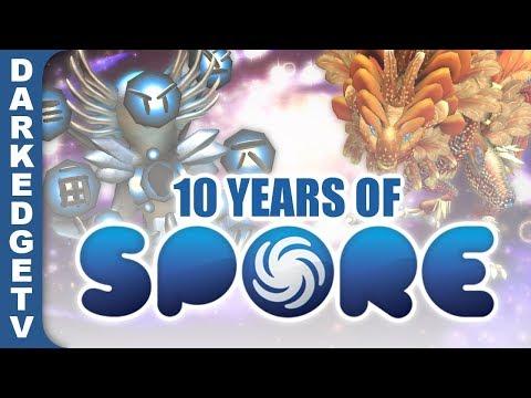 10 Years of Spore - Happy Anniversary!