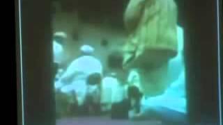 الداعية عبدالرحمن اللحياني ياناس يصلي القيام برجل وحدة الله واكبر
