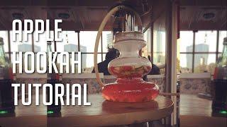 Apple Hookah Tutorial (Oduman N1, Al Fakher Hot Ice)