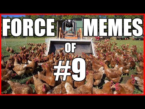 FORCE OF MEMES #9