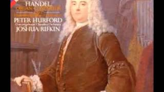 Handel - Concerto Op.7 No.5 in G Minor  II.Andante larghetto e staccato