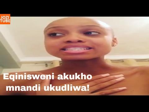 Sibongela uBabes wodumo ngokuwina imzansi sexiest