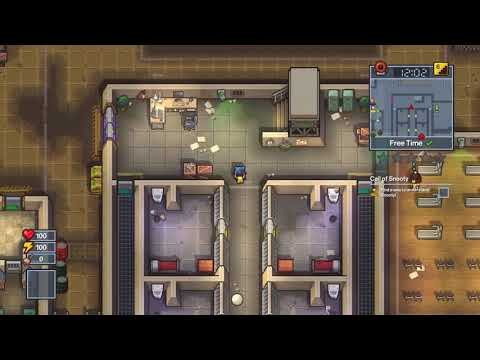 The Escapists 2 | How to escape from HMP Offshore / PS4