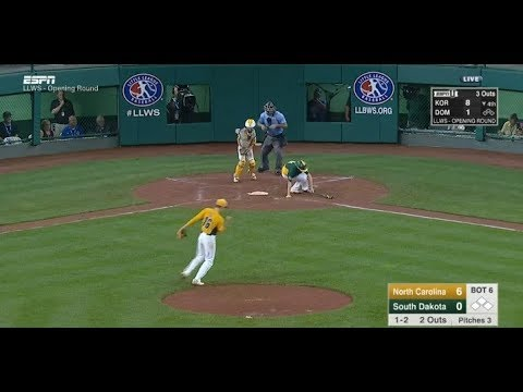 2017 LLWS Perfect Game - Southeast vs Midwest - LLBWS Game 8 - Full Game
