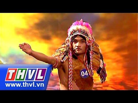 THVL | Cười xuyên Việt – Chung kết xếp hạng: Bộ tộc ướt át – Mạc Văn Khoa, Việt Hương