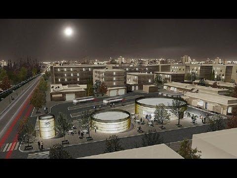 Projet d'extansion du metro d'Alger vers Baraki مشروع توسعة مترو الجزائر نحو براقي