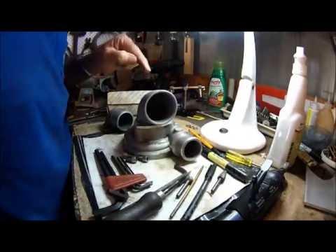GU Patrol performance intake pipe FABWITZ Industries