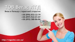 Шенгенская виза   какие документы нужны и как оформить анкету(Оформляйте визу в Польшу, Шенгенскую визу или рабочую визу с нами: http://vegasltd.com.ua/ Любые вопросы, касающиеся..., 2014-11-03T09:38:23.000Z)