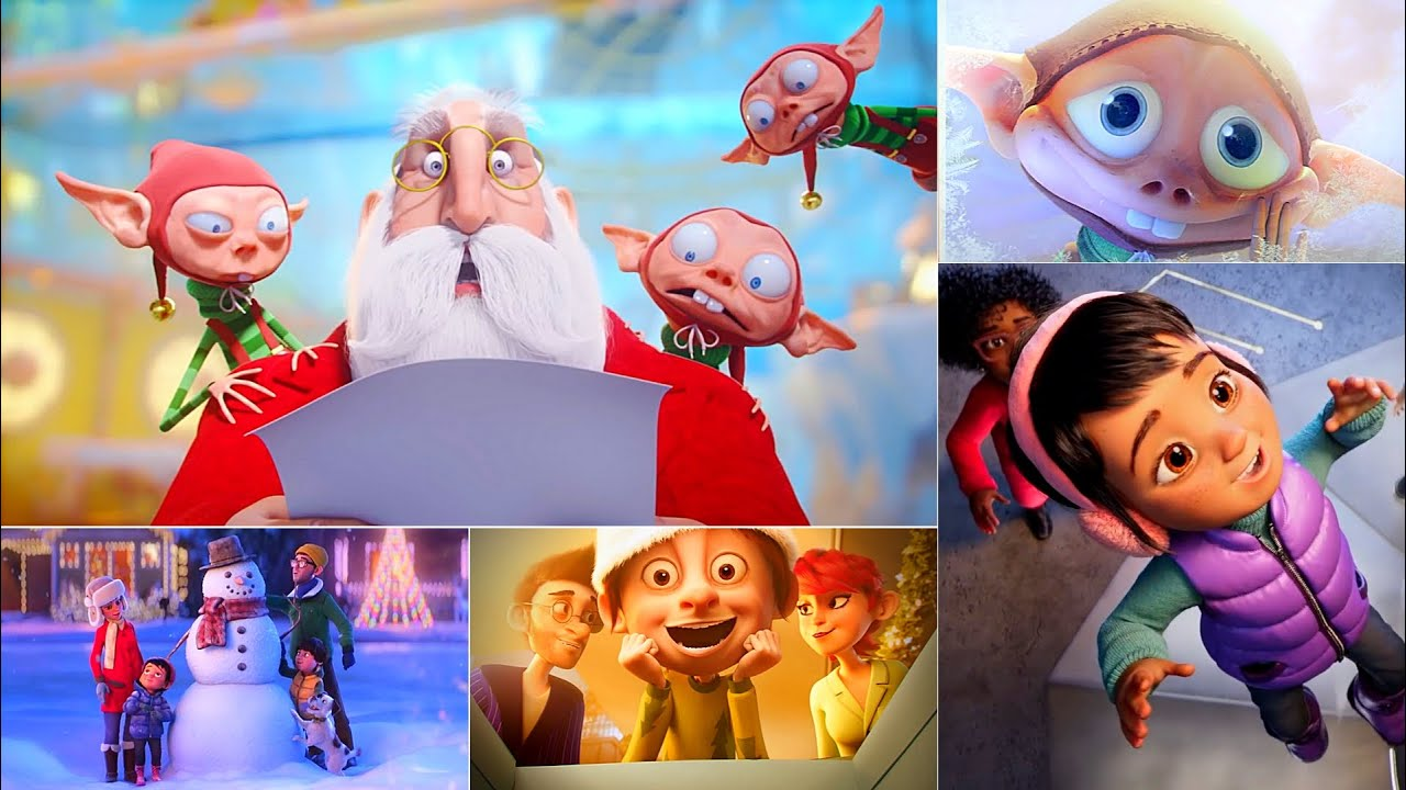 The Best Christmas Holiday Animation From Chick-fil-A | Manor | Sainsbury's | Audi | IGA | Ripley