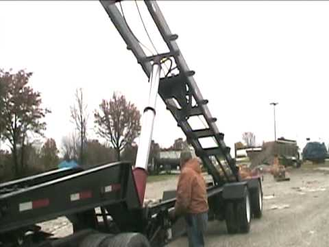 Tire For Less >> Benlee Roll-Off Trailer - YouTube