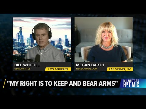 Bill Whittle's Hot Mic | Megan Barth: Hollywood Hypocrisy - 6/20/17