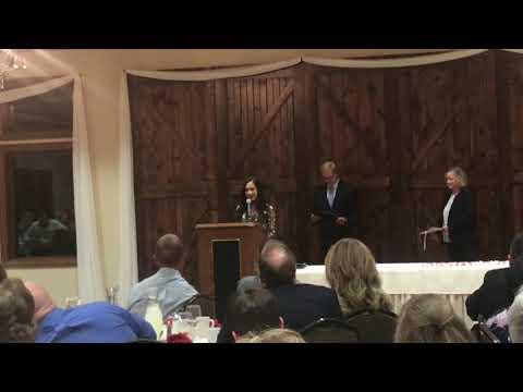 Kayla tribute speech