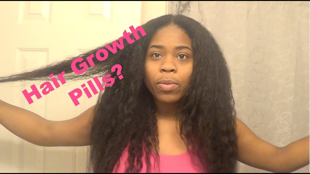 Qotw Hair Growth Pills Youtube
