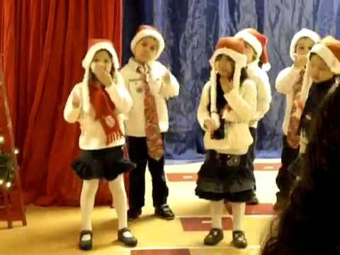 La danse de Noël de Zacharie Cloutier