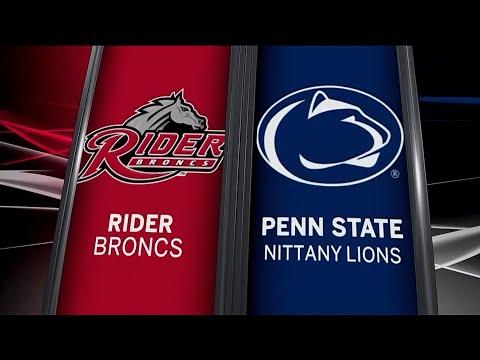 Rider at Penn State - Men