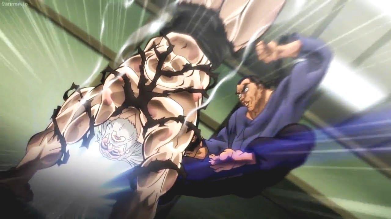 バキ 最高の戦い #22 バキと血まみれの戦い ⌚ Baki Best Battle ⌚ Baki 2020