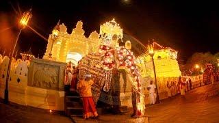 Third Randoli Perahara - Kandy Esala Procession 2015 Special Web Cast