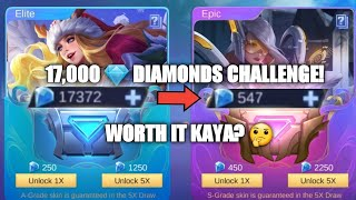 TWILIGHT CHEST EVENT SCAM?( SPENDING 17K 💎 DIAMONDS CHALLENGE) SULIT BA??