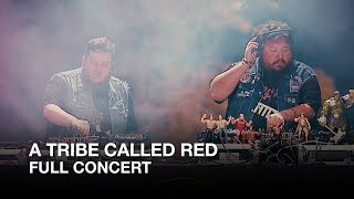Скачать A Tribe Called Red CBC Music Festival Full Concert