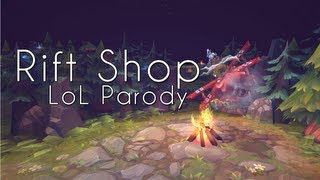 Repeat youtube video Rift Shop - Sonny Psydup, Collective, Cody [Thrift Shop League of Legends PARODY]