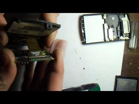 Разборка Телефона Samsung SGH-D800