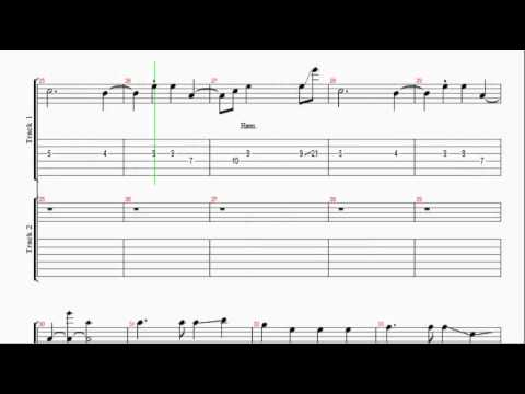 Guitar guitar tabs avenged sevenfold : Avenged Sevenfold Buried Alive Intro Tab - YouTube