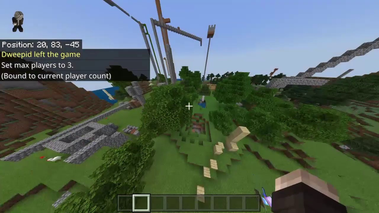 Minecraft  12 PLAYER UHC  Anyone can join  PS12/Xbox/Mobile/Nintendo/pc   BEDROCK