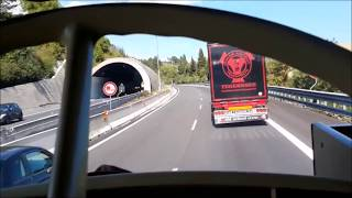 Scania V8 - Schubert Transporte