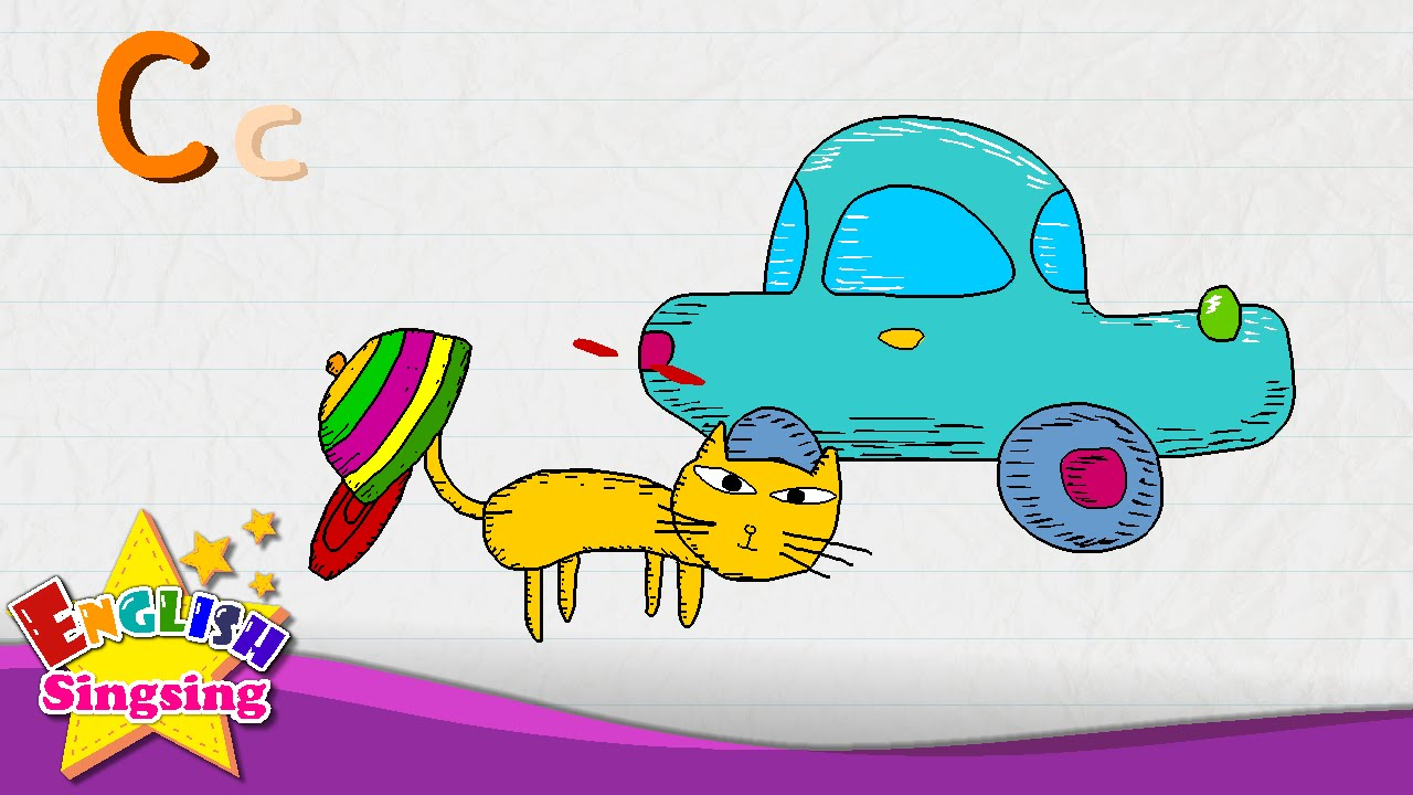 cars that start with the letter m c is for cap car cat letter c alphabet song 20789 | maxresdefault