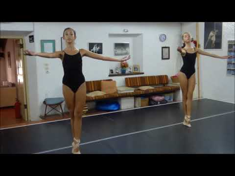 Ballet Class - 3rd Year - Part 2