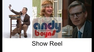 Andy Boyns - Showreel